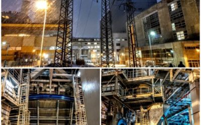 Spolupráce s Elektrárnou Ledvice